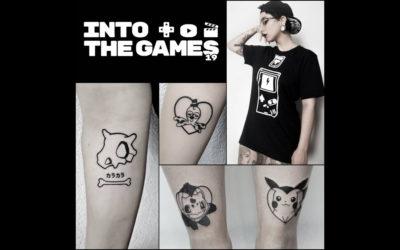Into The Games – 2ème édition- Salle Polyvalente Conthey – 7 et 8 septembre 2019