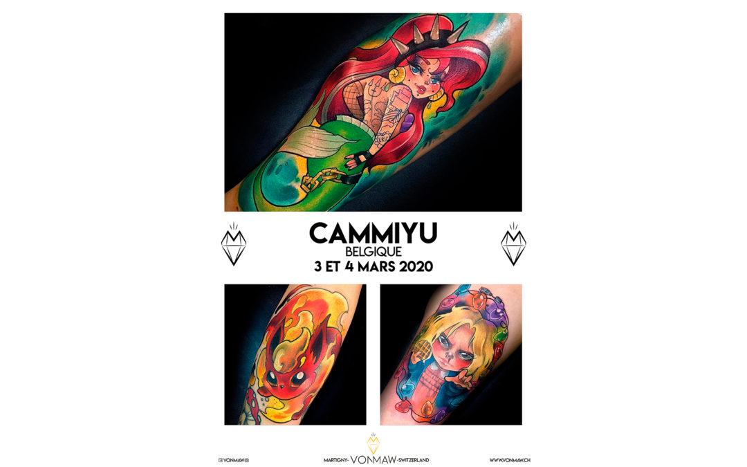Cammiyu – Guest – du 3 et 4 mars 2020