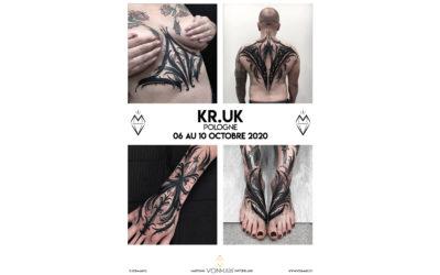 Kruk- Guest – du 6 au 10 octobre 2020