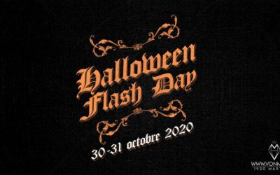 Flash Day Halloween – 30 et 31 octobre 2020