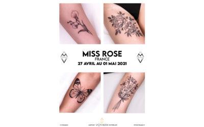 Miss Rose – Guest – du 27 avril au 01 mai 2021