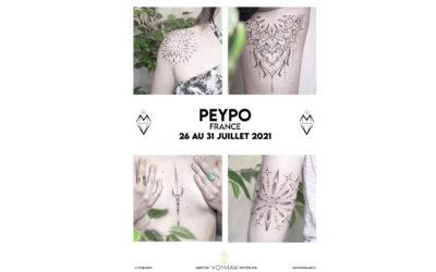 Peypo – Guest – du 26 au 31 juillet 2021