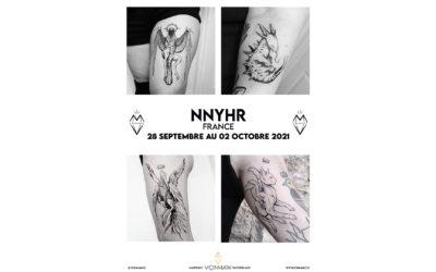 Nnyhr – Guest – du 28 septembre au 02 octobre 2021